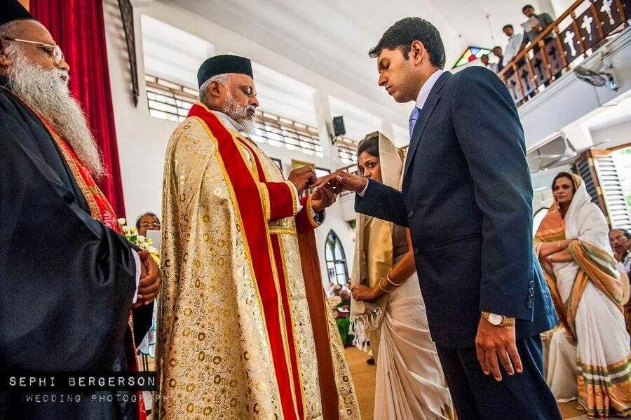 Syrian Christian Wedding SB10261