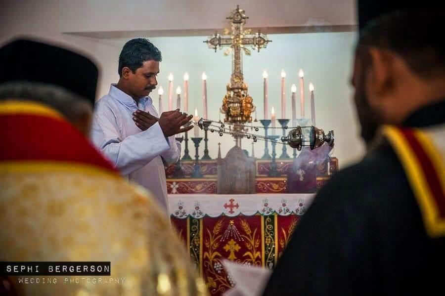 Syrian Christian Wedding SB10319