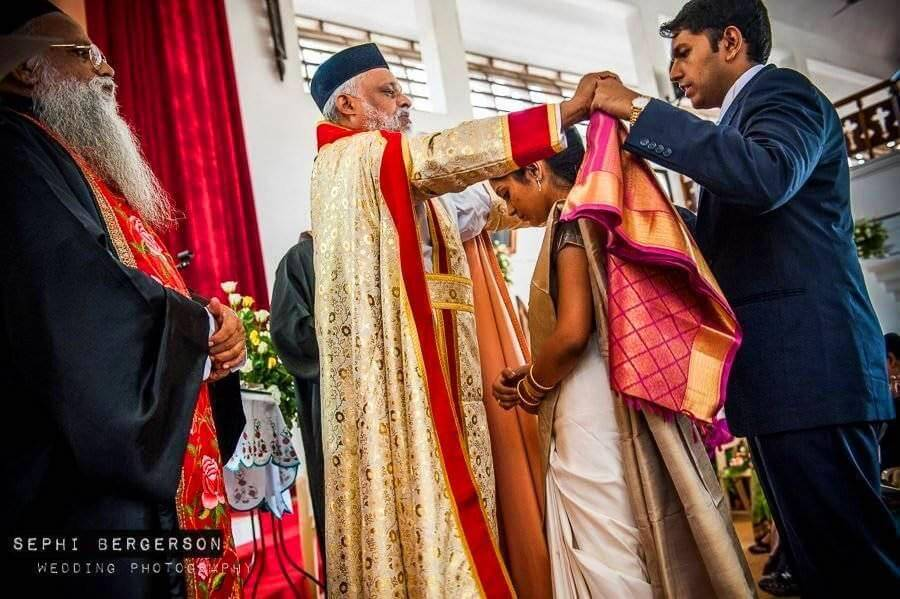 Syrian Christian Wedding SB10394