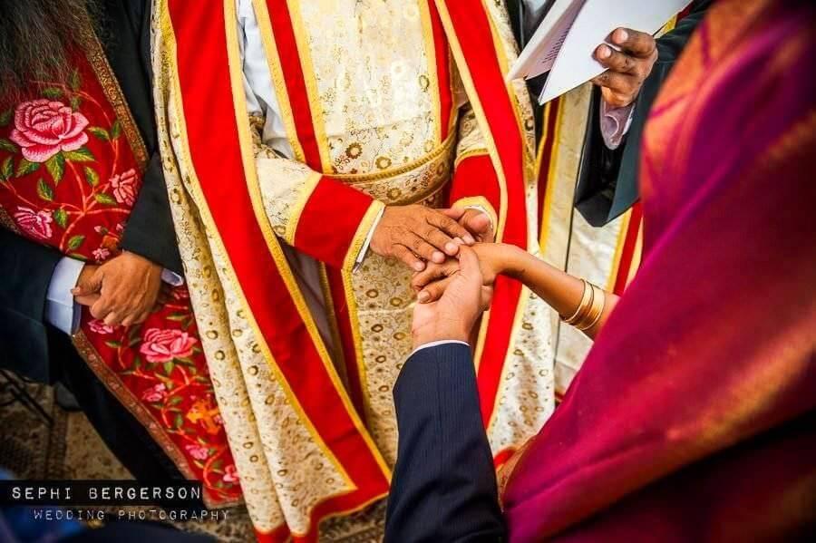 Syrian Christian Wedding SB10399