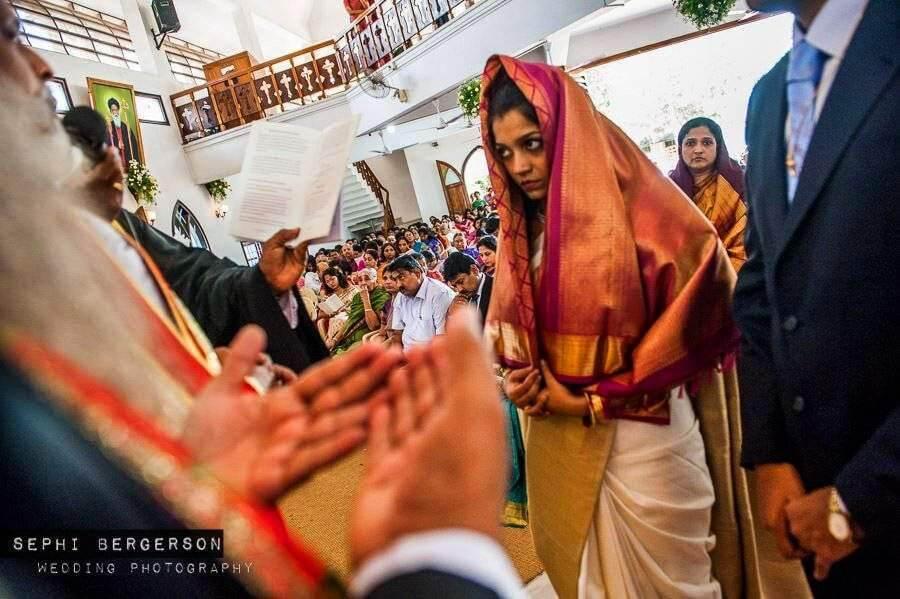 Syrian Christian Wedding SB10402