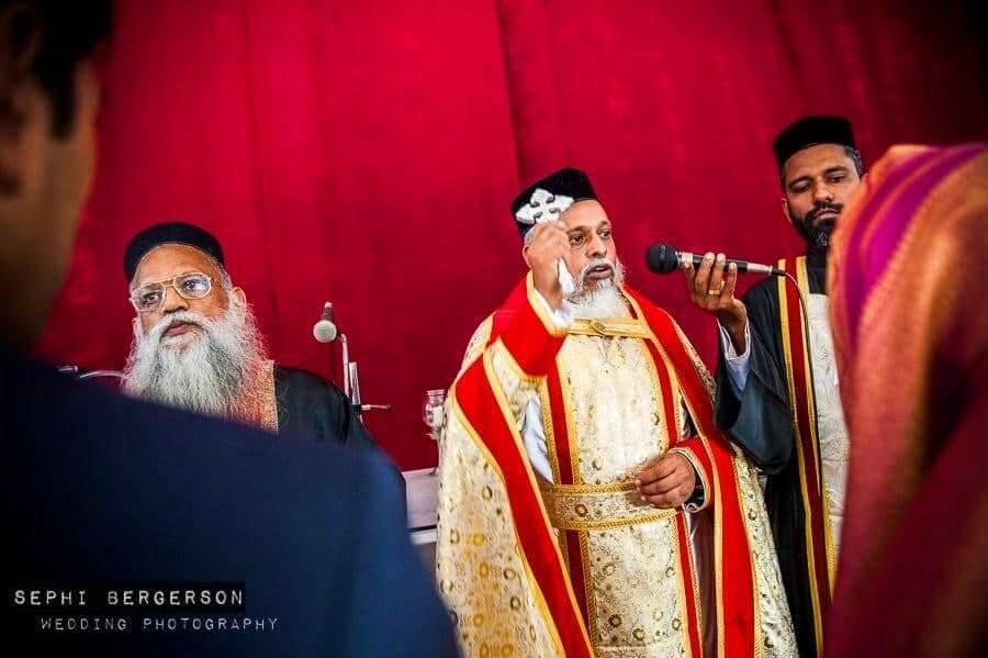 Syrian Christian Wedding SB10416