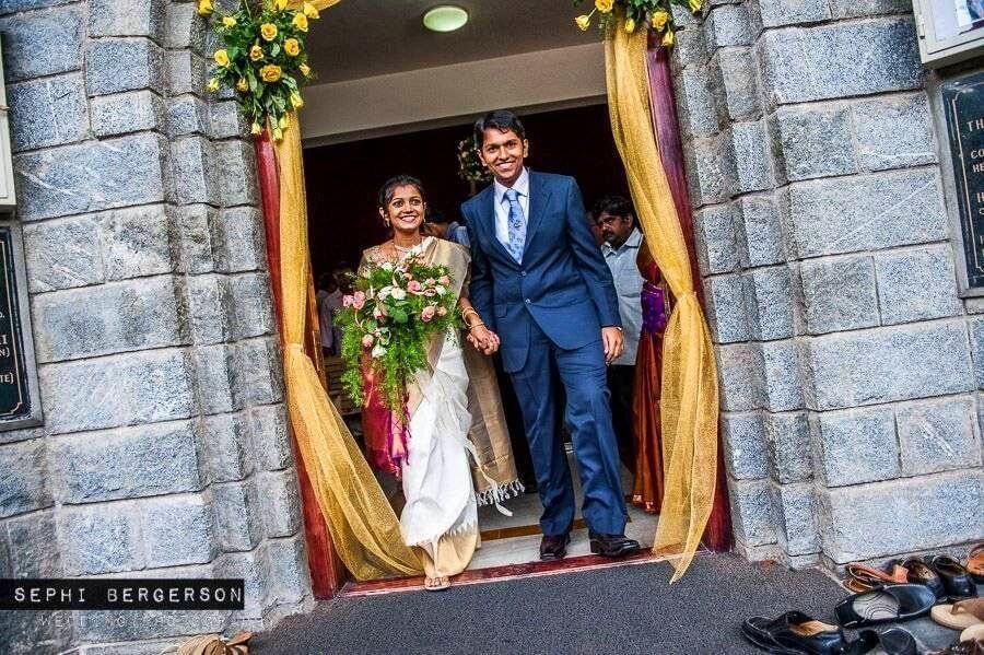 Syrian Christian Wedding SB10458