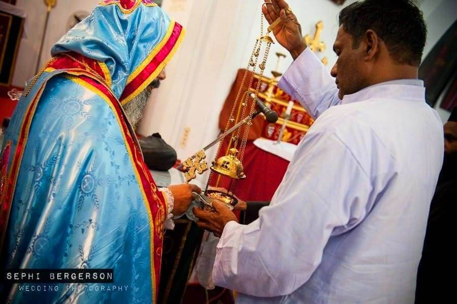 Kerala Syrian Christian wedding
