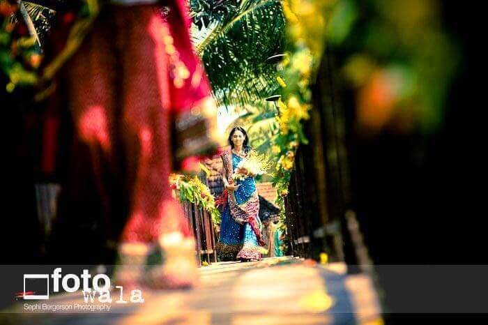 A destination wedding in the backwater in Kerala_Kumarakom lake resort