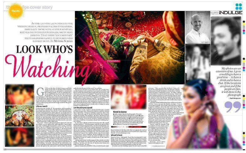 Wedding Photojournalism in India