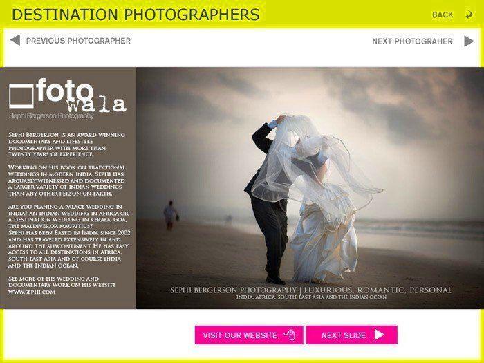 Indian wedding photojournalist