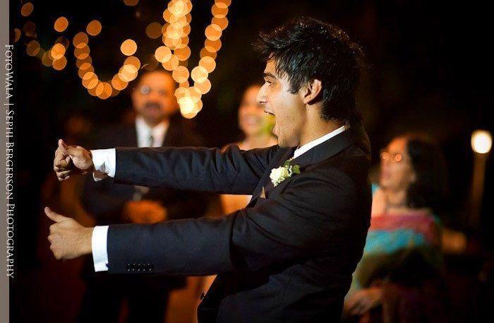 Goa wedding photojournalist - A wedding reception at Cidade de Goa