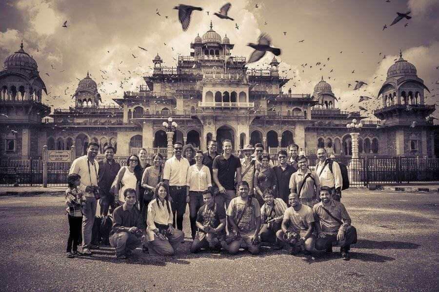 Jaipur Wedding Photography Workshop 01