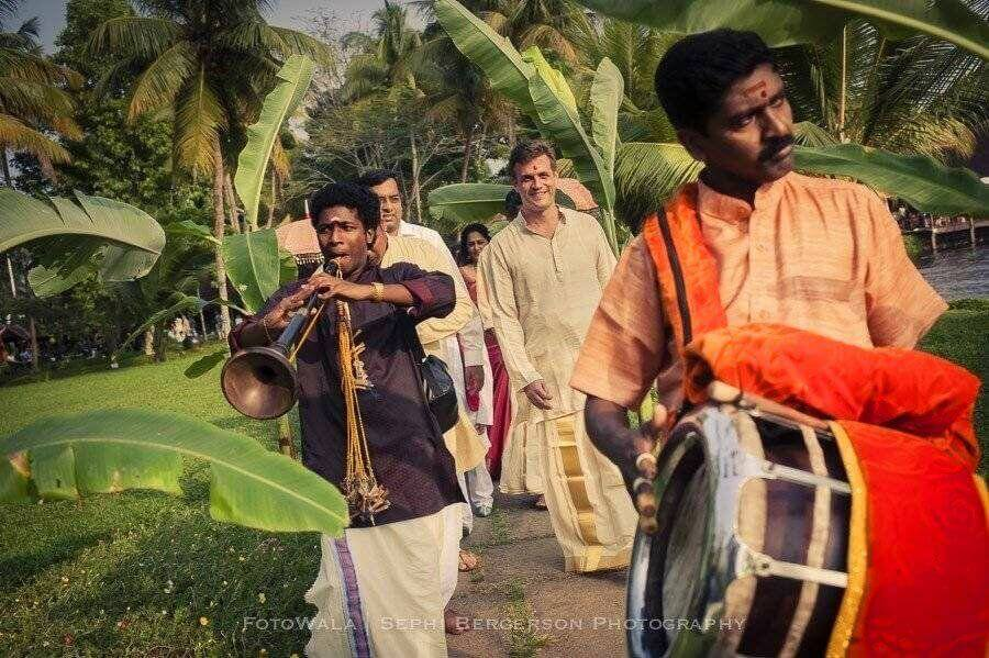 Wedding At Kumarakom Lake Resort Kerala 05