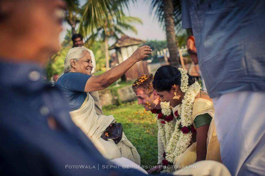 wedding photography india Kumarakom lake resort