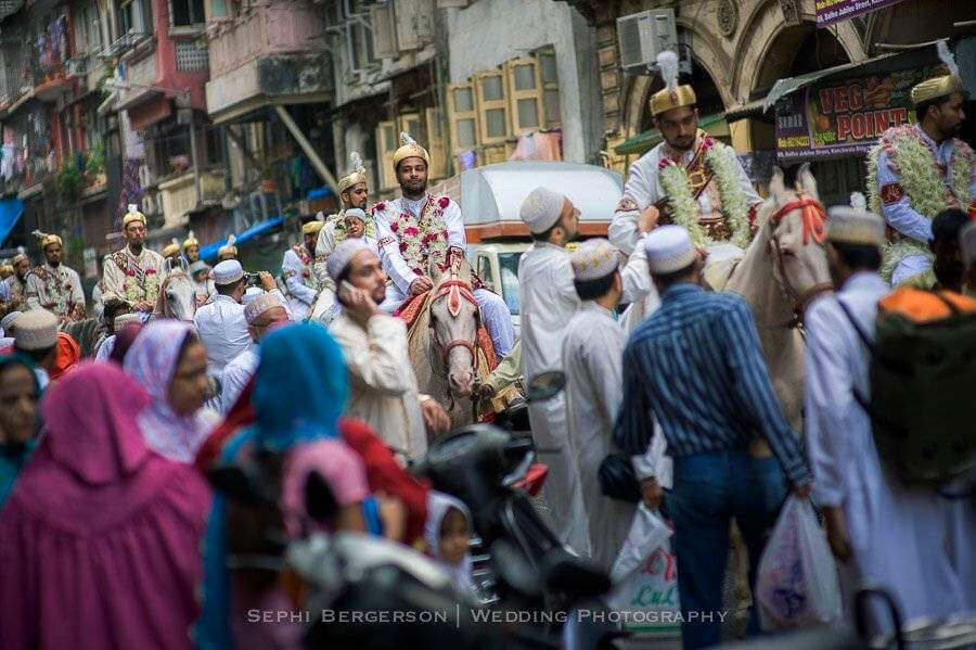 A Dawoodi Bhora mass wedding in Mumbai