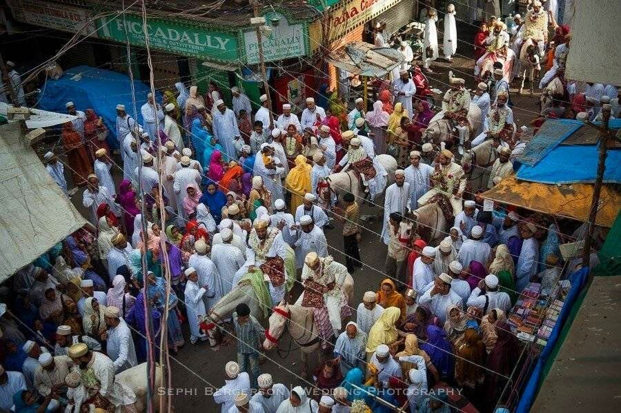 Dawoodi Bhora mass wedding in Mumbai