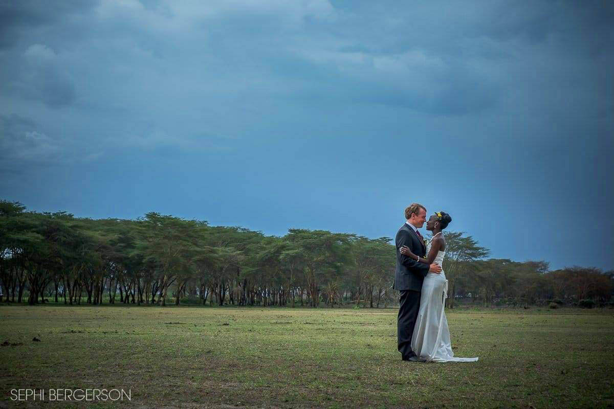 Destination wedding in Kenya