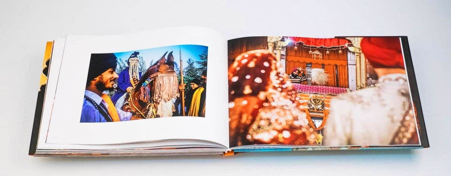 a new book on Indian wedding traditions