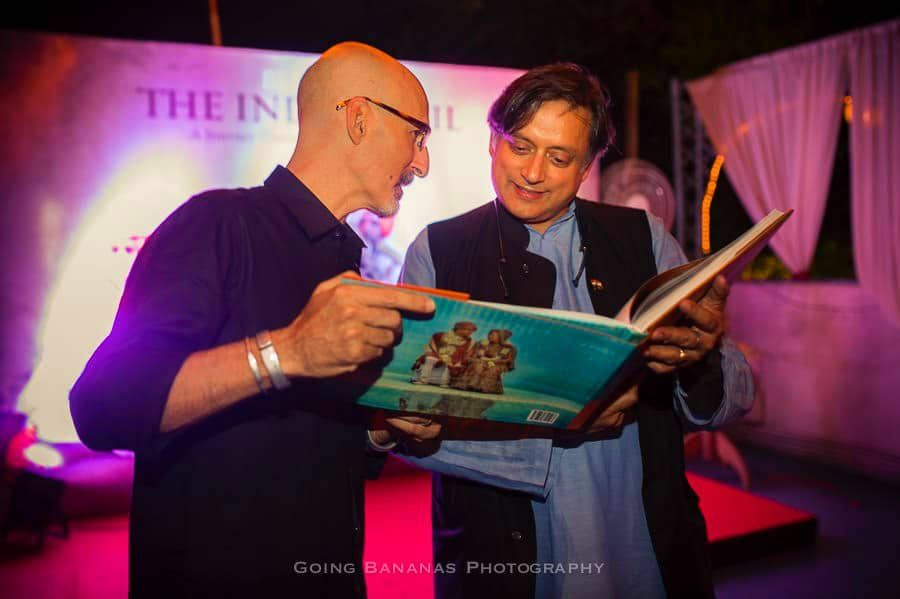 Behind The Indian Veil launch_06