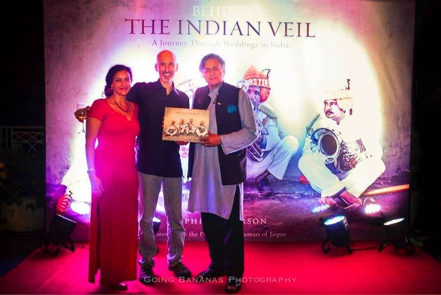 Behind The Indian Veil launch_12