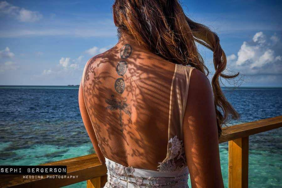 Maldives wedding photographer