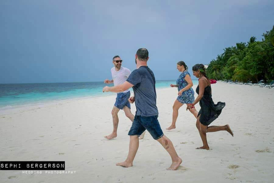 Maldives destination wedding photographer