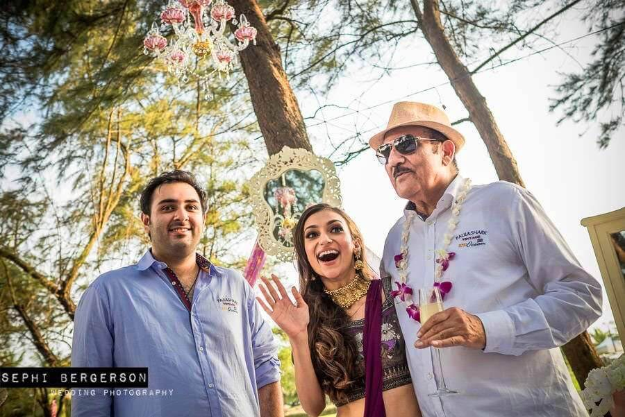 Destination wedding Goa Park Hyatt