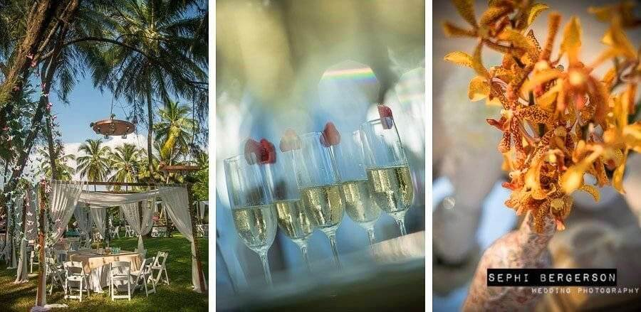 Wedding Decor Collage 1
