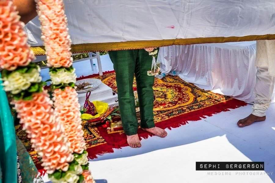 Goa wedding photogrpahy Taj Exotica