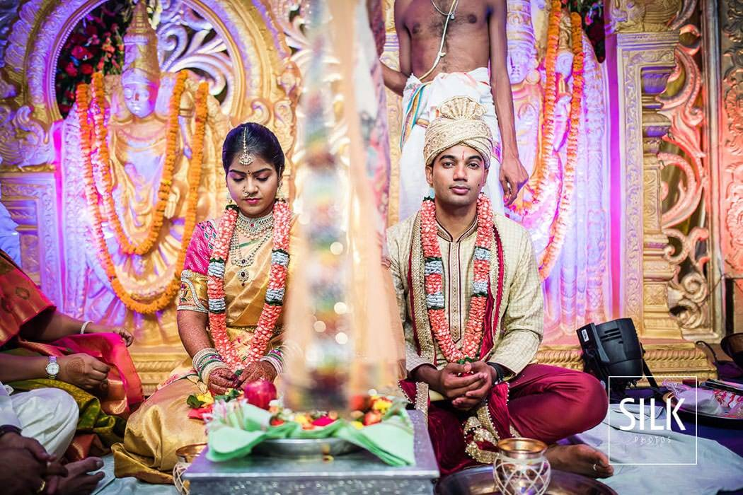 Indian Wedding Photographer Rimi Sen Silk Photos