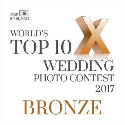 Top 10 Wedding Photographers 2017