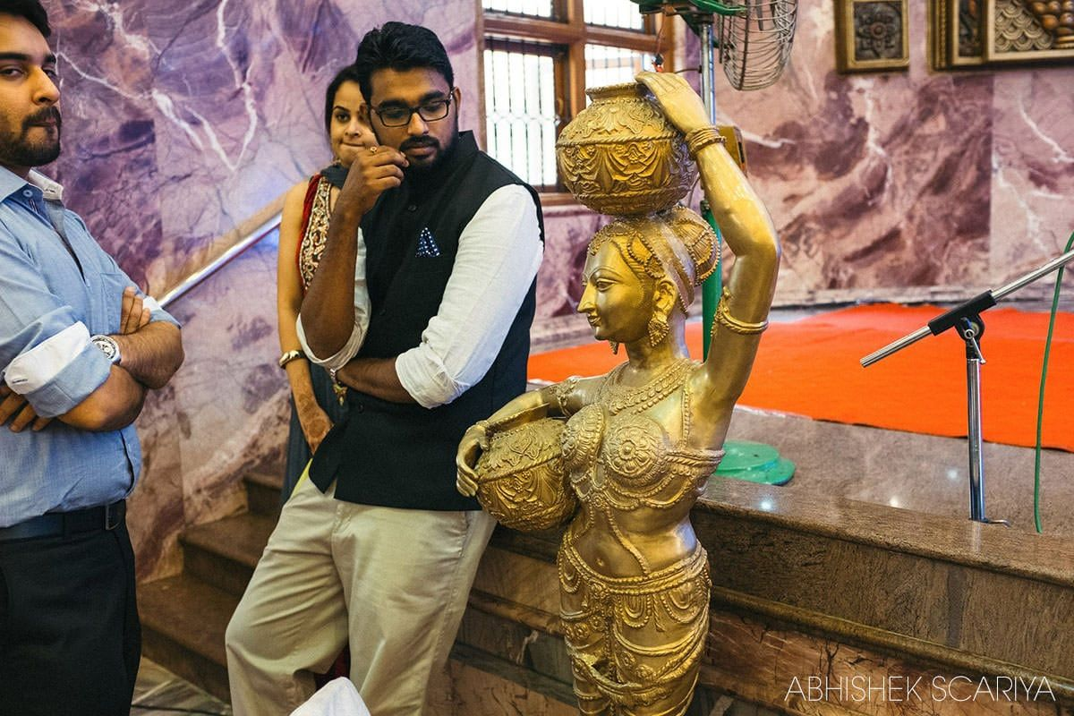 indian wedding photographer abhishek scaria