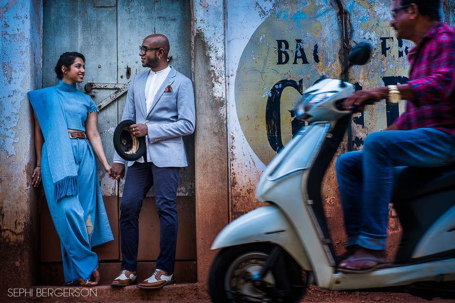 Goa couple shoot Sephi Bergerson