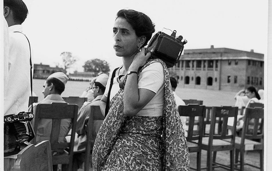 India's first Female photographer