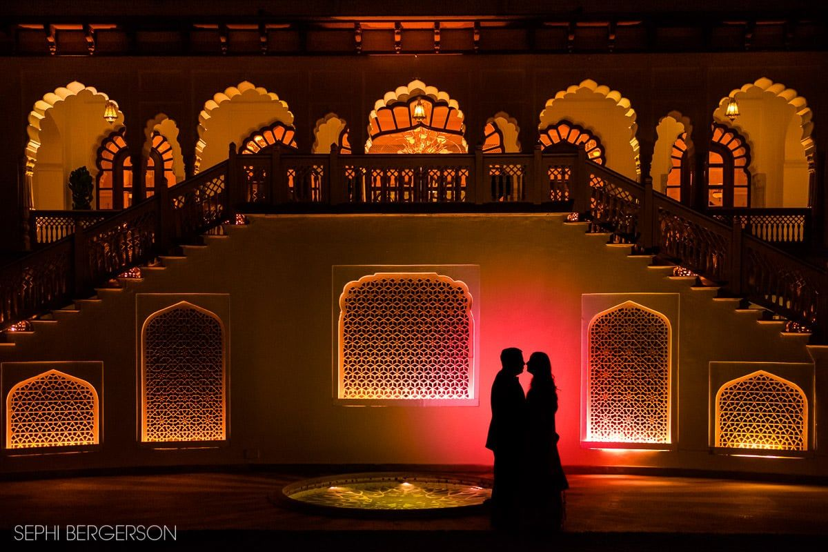 Palace wedding in Jaipur Rambagh Palace