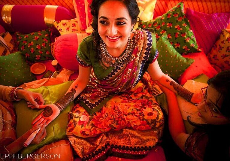 Jaipur Samode palace wedding
