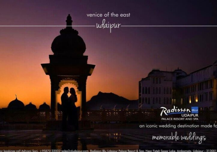 Radisson Blu Udaipur stole my images