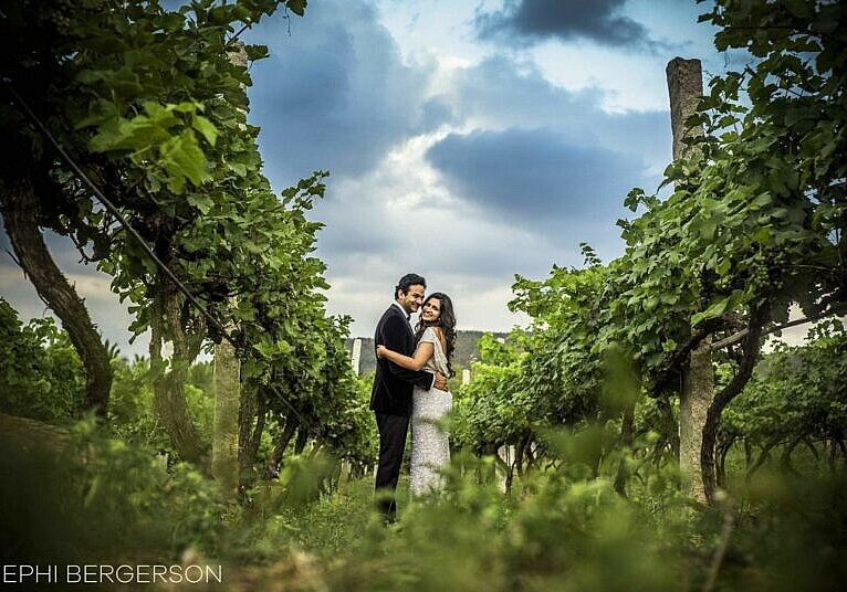 vineyard wedding India