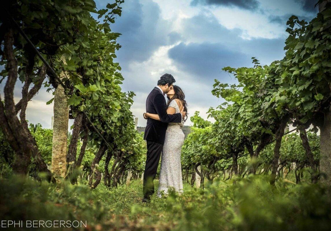 vineyard wedding India