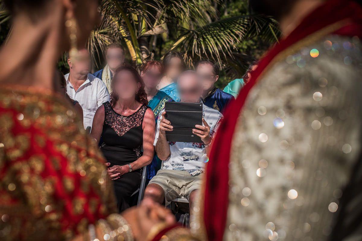 unplugged wedding in india